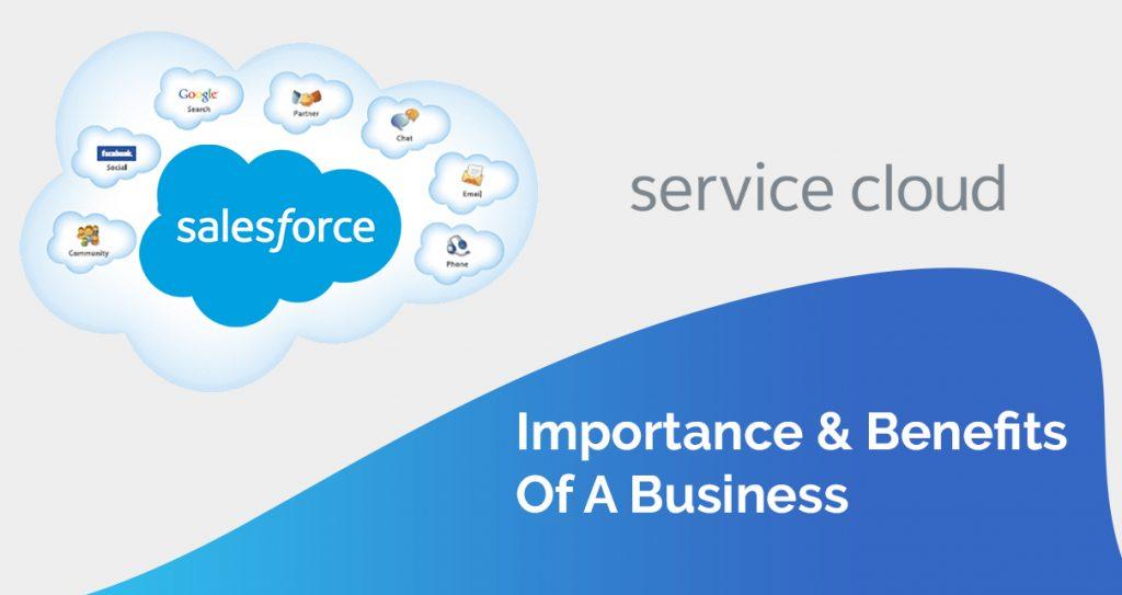 salesforce serviceCloud