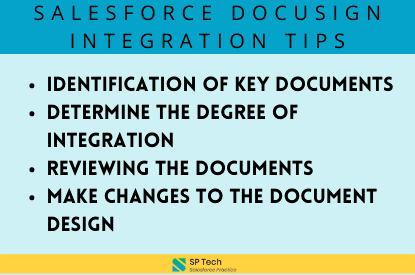 Salesforce Docusign Integration Tips