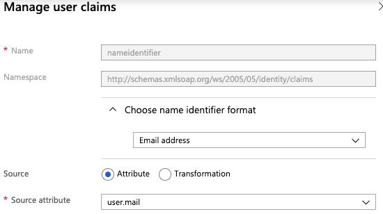 Manage User Claim